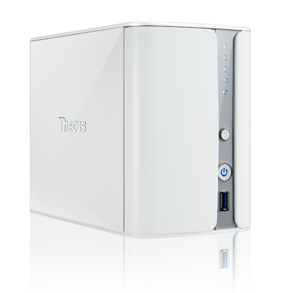 Thecus N2560 Network Attached Storage Review Intel, NAS, networking, SATA, Storage, Thecus 1