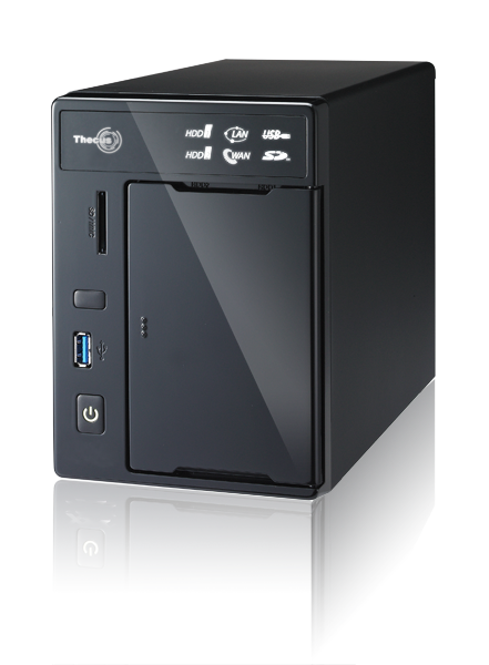 Linux NAS | Thecus N2800 - Share your vision