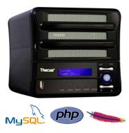 Thecus N3200PRO Home NAS server