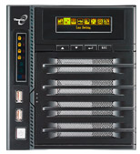 Thecus N4200 Home NAS server