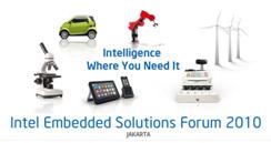 Intel IESF 2010