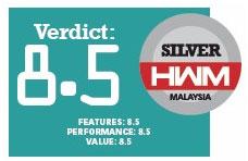 HWM Silver Award