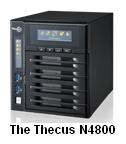 Thecus N4800 NAS