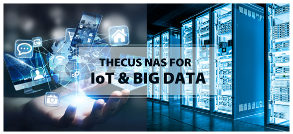 Press Room | Thecus® NAS for IoT and big data