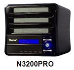 Thecus N3200PRO NAS server