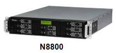 Thecus N8800 NAS server